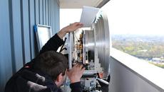 Kỷ lục thế giới mới về truyền dữ liệu không dây