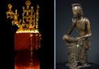 Tượng Phật lạ 1400 tuổi và vương miện vàng ròng 1kg