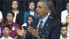 Tổng thống Obama: 'Đường đến ngày vinh quang không còn xa'