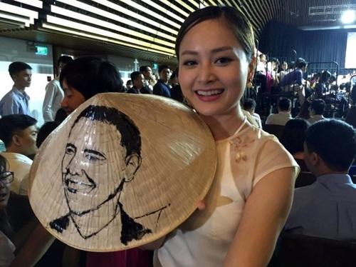 Suboi, Lan Phương, Khánh Thi, Suboi đối thoại Obama