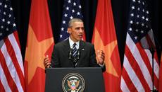 """Ai cố vấn bài phát biểu """"chạm trái tim"""" của Obama?"""