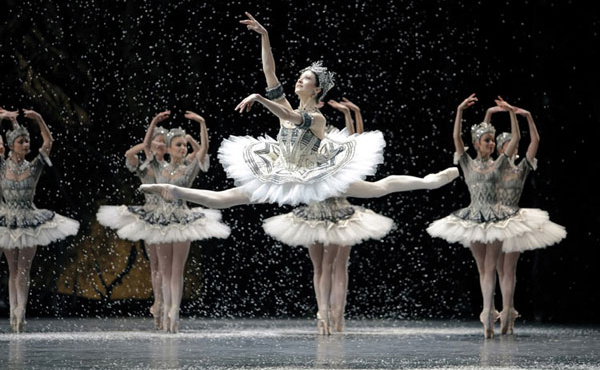 Minh tinh ballet Pháp đến Việt Nam