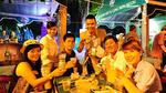 Huda Gold - Bia ngon hội tụ cùng món ngon