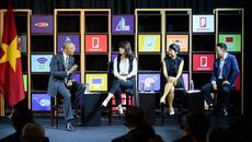 Cận cảnh 3 người Việt trẻ đối thoại với Tổng thống Obama