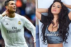 """""""Nếu có bản lĩnh, Ronaldo phải ngủ với tôi"""""""