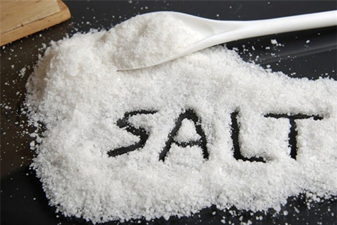 ăn muối, tim mạch, huyết áp, đột quỵ, tai biến