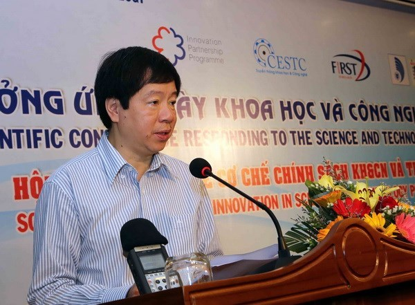 công bố quốc tế, Thứ trưởng Bộ KH&CN, 800 triệu bài báo quốc tế