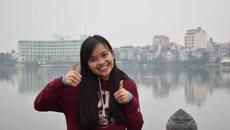 Nữ sinh Việt 2 lần gặp ông Obama