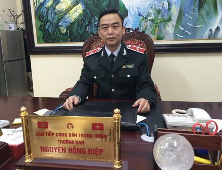 Trưởng Ban Tiếp công dân TƯ bị hành hung ngay tại trụ sở