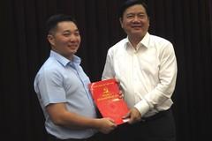 Ông Lê Trương Hải Hiếu tham gia Ban chấp hành Đảng bộ TP.HCM