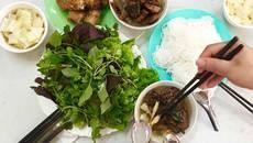 4 hàng bún chả lâu đời và siêu nổi tiếng ở Hà Nội