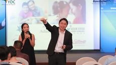 Triệu phú trẻ nhất Singapore mách cách dạy con ở HN