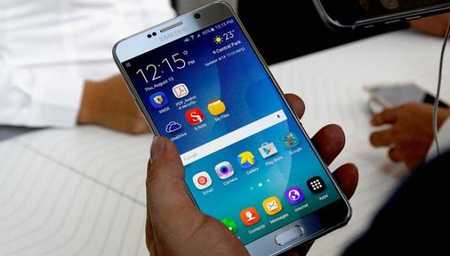 Galaxy Note 6, Galaxy Note 5, Galaxy Note 7
