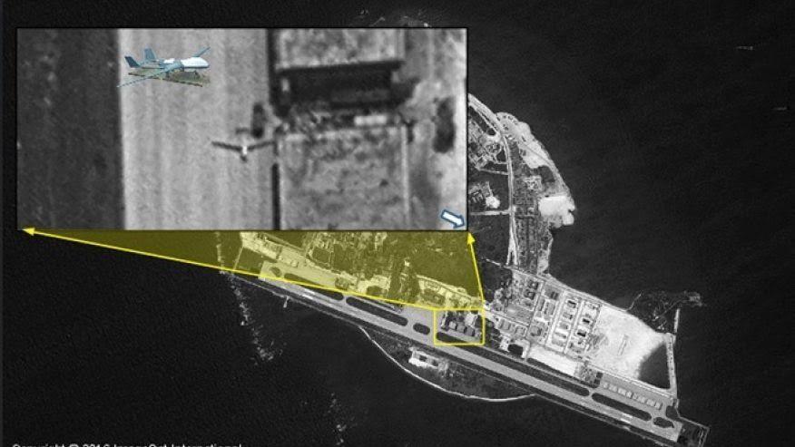 TQ ngang nhiên đưa máy bay tàng hình ra đảo Phú Lâm