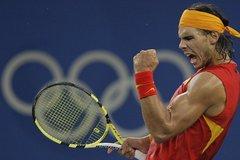 Nadal thắng trận thứ 200 ở Grand Slam