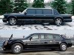 """So sánh xe """"Quái thú"""" của Obama và siêu xe của Putin"""