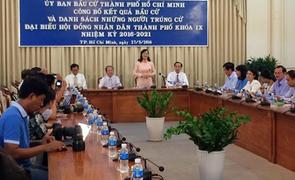 Diễn viên Bình Minh trượt, ông Lê Trương Hải Hiếu tái cử
