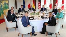 G7 cứng rắn về biển Đông, TQ nổi giận