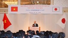 Thủ tướng kêu gọi doanh nghiệp Nhật đầu tư vào VN