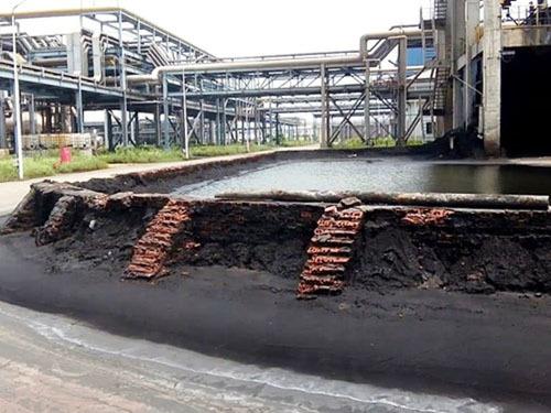siêu dự án đắp chiếu, dự án bỏ hoang, Dự án mở rộng Nhà máy gang thép Thái Nguyên, nhà máy đạm Ninh Bình