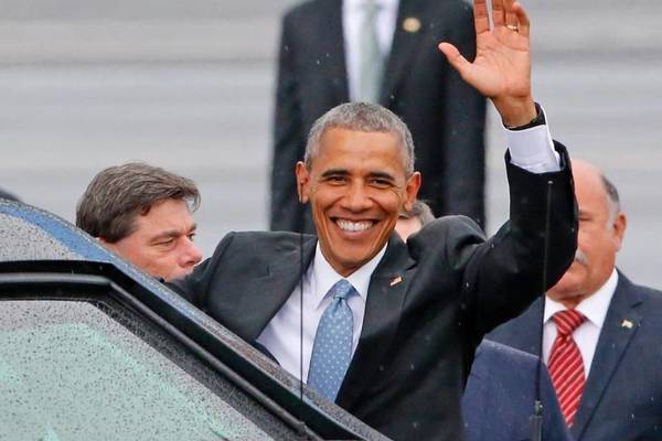 Trợ lý an ninh KS Marriott tiết lộ chi tiết khó quên về Obama