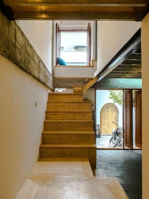 nhà đẹp độc lạ, thiết kế nhà, nghệ sĩ guitar, kiến trúc
