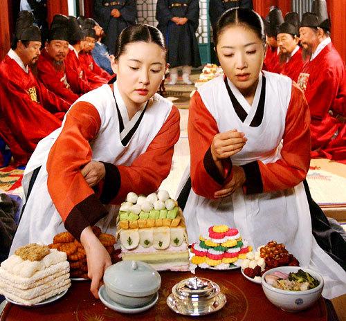 Cận cảnh món đồ sang chảnh từ phim 'Dae Jang Geum'