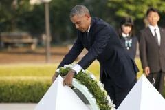 Obama tới Hiroshima, bắt đầu chuyến thăm lịch sử
