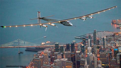 máy bay năng lượng mặt trời, Solar Impulse 2