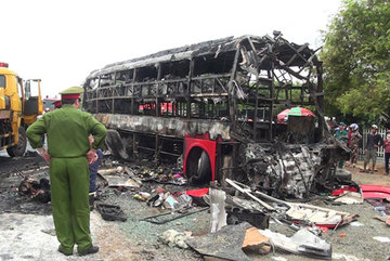 Hé lộ nguyên nhân vụ tai nạn làm 13 người chết ở Bình Thuận