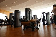 Tổng thống Obama tập gym mỗi ngày khi ở Hà Nội
