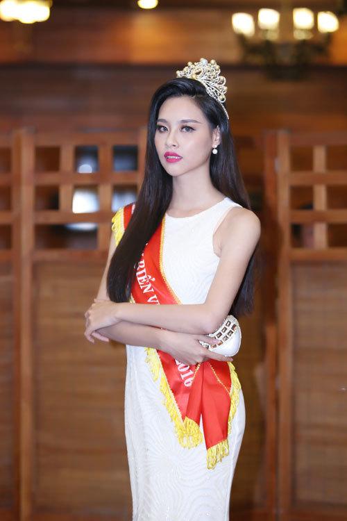 Phạm Thùy Trang, Hoa hậu biển, mua giải
