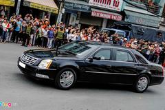 Siêu xe chống đạn của Tổng lãnh sự Mỹ ở Sài Gòn: Chẳng thua gì Obama
