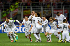 Video Real Madrid 1-1 Atletico Madrid (pen 5-3)