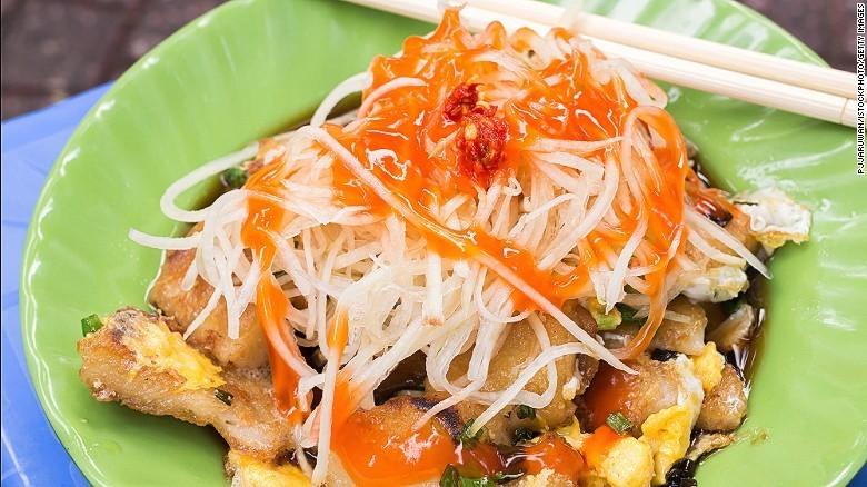 Báo Mỹ, món ngon Việt Nam, ẩm thực vỉa hè, ẩm thực Việt Nam, bún chả Việt Nam, bánh mì Việt Nam