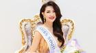 'Bản sao' Nguyễn Thị Huyền đăng quang Hoa hậu