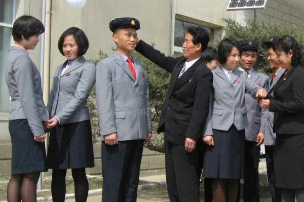 Kim Jong-un, giảng dạy tiếng Anh