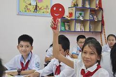 """4.177 trường tiểu học theo mô hình """"trường học mới"""""""