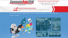 Việt Nam tham dự Triển lãm và hội nghị CommunicAsia 2016