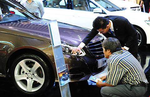 Giá ô tô sang nhập khẩu sẽ tiếp tục tăng mạnh?