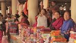 Khu chợ 500 tuổi cấm tiệt đàn ông