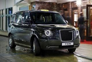 Thủ đô nước Anh sắp tràn ngập taxi 'Tàu'