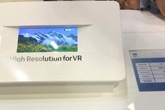 Trải nghiệm thực tế ảo được nâng đời lên màn hình 4K