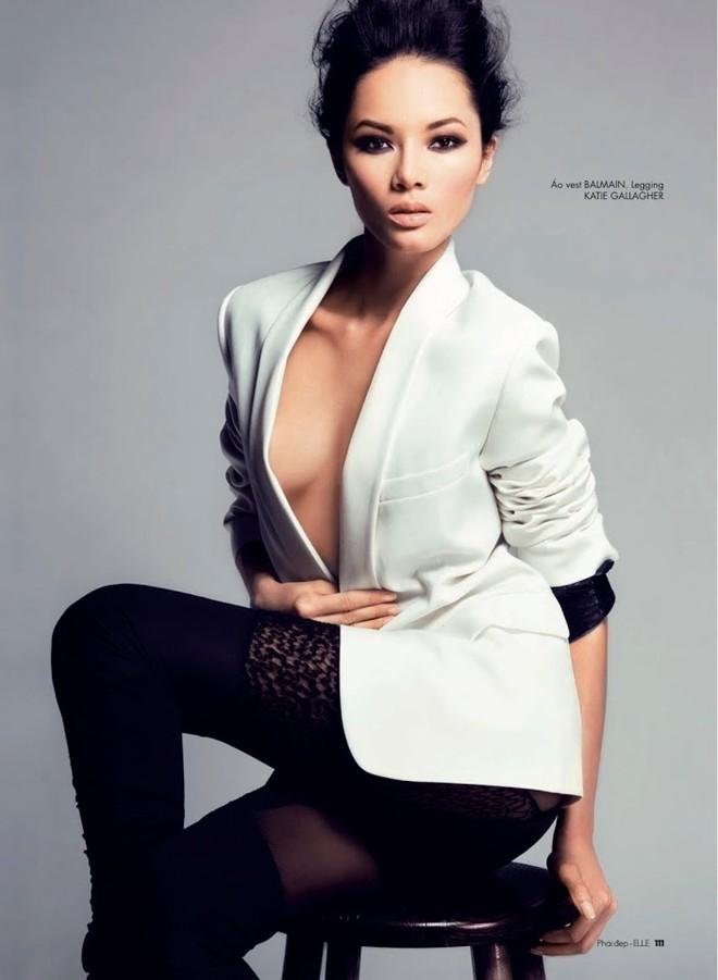 Hành trình chạm Hollywood của siêu mẫu Việt từng lộ ảnh nude
