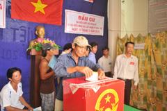 Kiên Giang phát hiện trường hợp vi phạm luật bầu cử