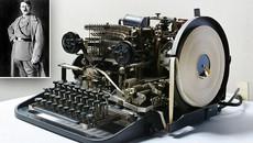 Phát hiện máy mã hóa tối mật của Hitler
