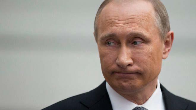 Putin xin lỗi
