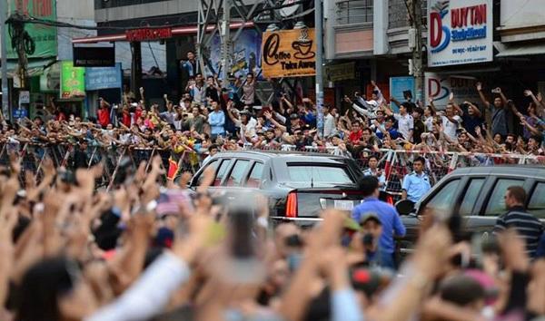 Tổng thống Obama, hình ảnh Việt Nam, hòa giải, vận hội, Việt Nam, Hoa Kỳ