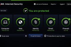Miễn phí 1 năm bản quyền AVG Antivirus & Internet Security 2016