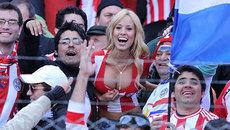 Copa America 2016: Vũ điệu sexy thiêu đốt khán đài